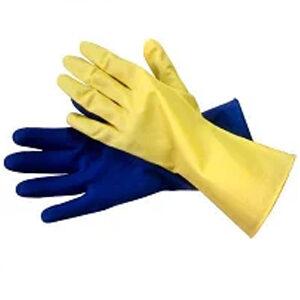 Перчатки латексные и резиновые