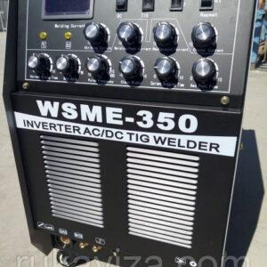 Аргонодуговой сварочный инвертор луч профи wsme-350 (ac/dc 380v)