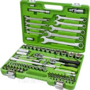 Набор инструментов alloid нг-4082п (82 предмета)