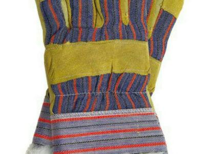 Утепленные рабочие перчатки Замш Утепленный