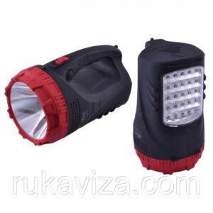 Светодиодный фонарь Yajia YJ-2827